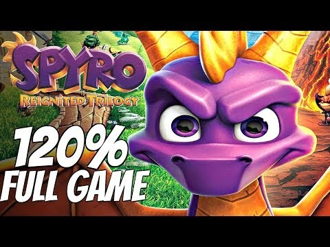 Spyro Reignited Trilogy Review | Gameplay