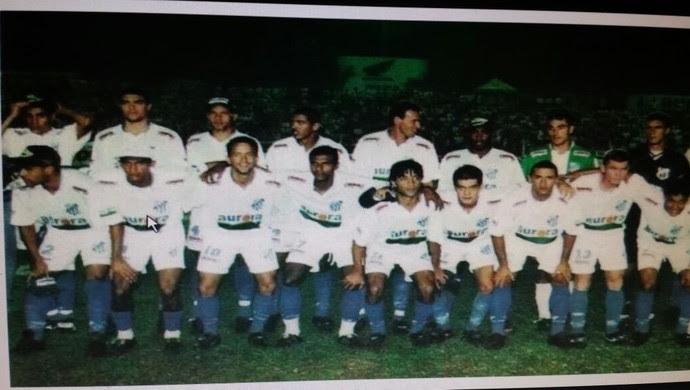 Sinop 2000 (Foto: ShowdoEsporte/Divulgação)