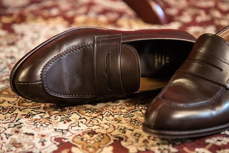 A Quick History of Penny Loafers - He Spoke Style
