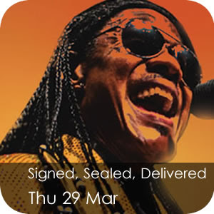 Signed, Sealed, Delivered - Thu 29 Mar