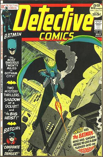 Detective Comics #423