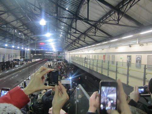 Steam Train at Earl's Court 3