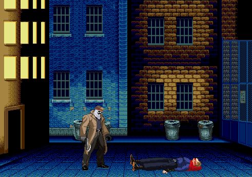 A Scene of Rorschach Judiciary