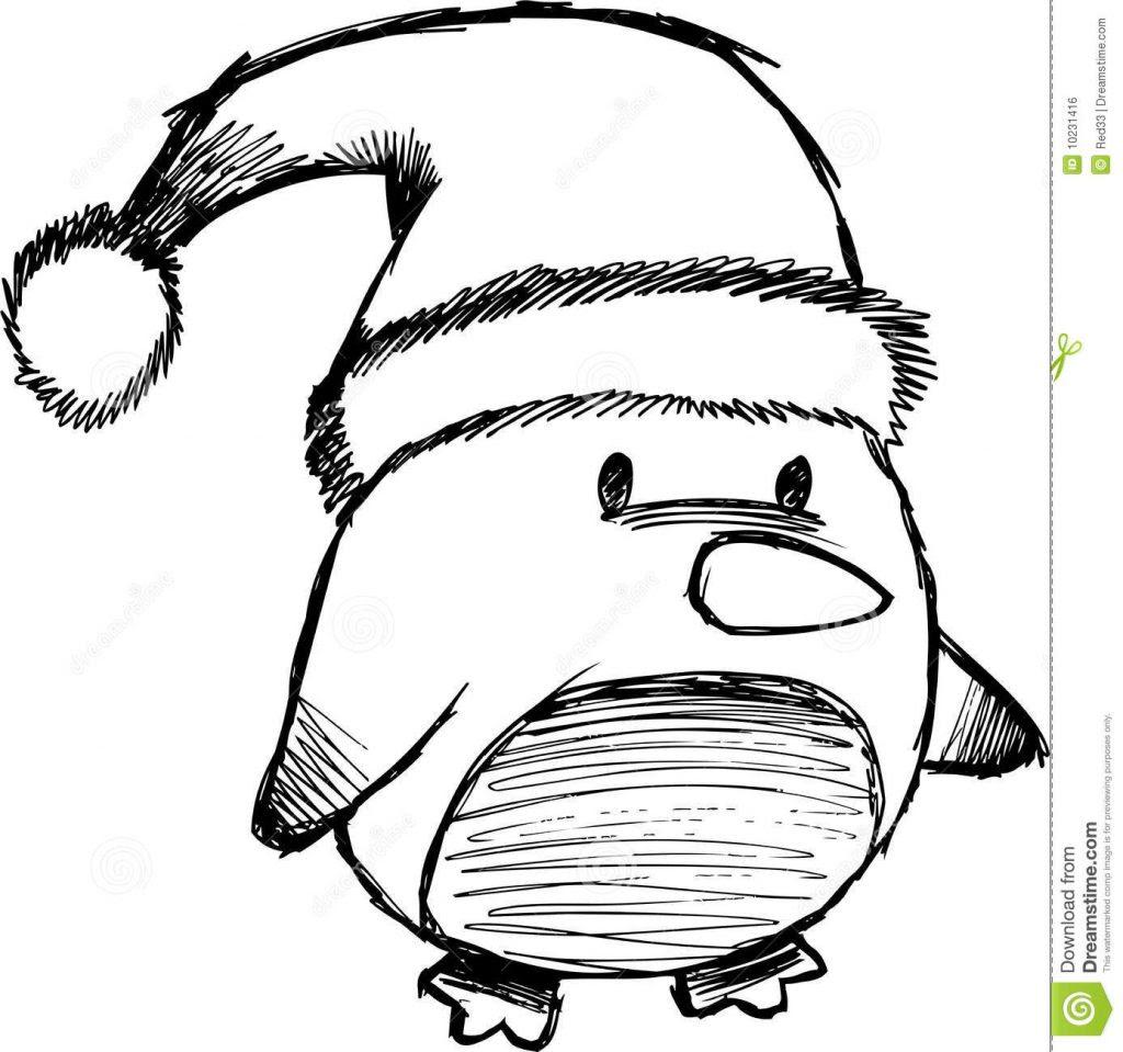 Cute Christmas Tree Drawing at GetDrawings | Free download