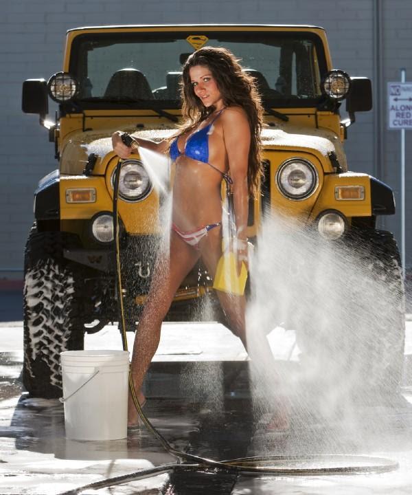 Car New: Amy, Kara And Keli Ann: Bikini Car Wash