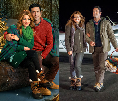 Christmas Under Wraps.Where You Can Find Candace Cameron Bure S Christmas Movie