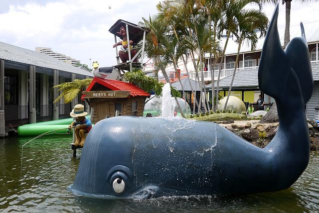 Pacific Fair Shopping Centre (Broadbeach Queensland)