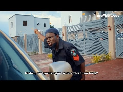 Comedy Video: Officer Woos – Road Robbers