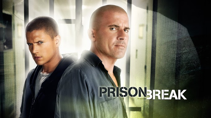 Prison Break Temporadas 1-5 - Drive - Subtitulada, Latino
