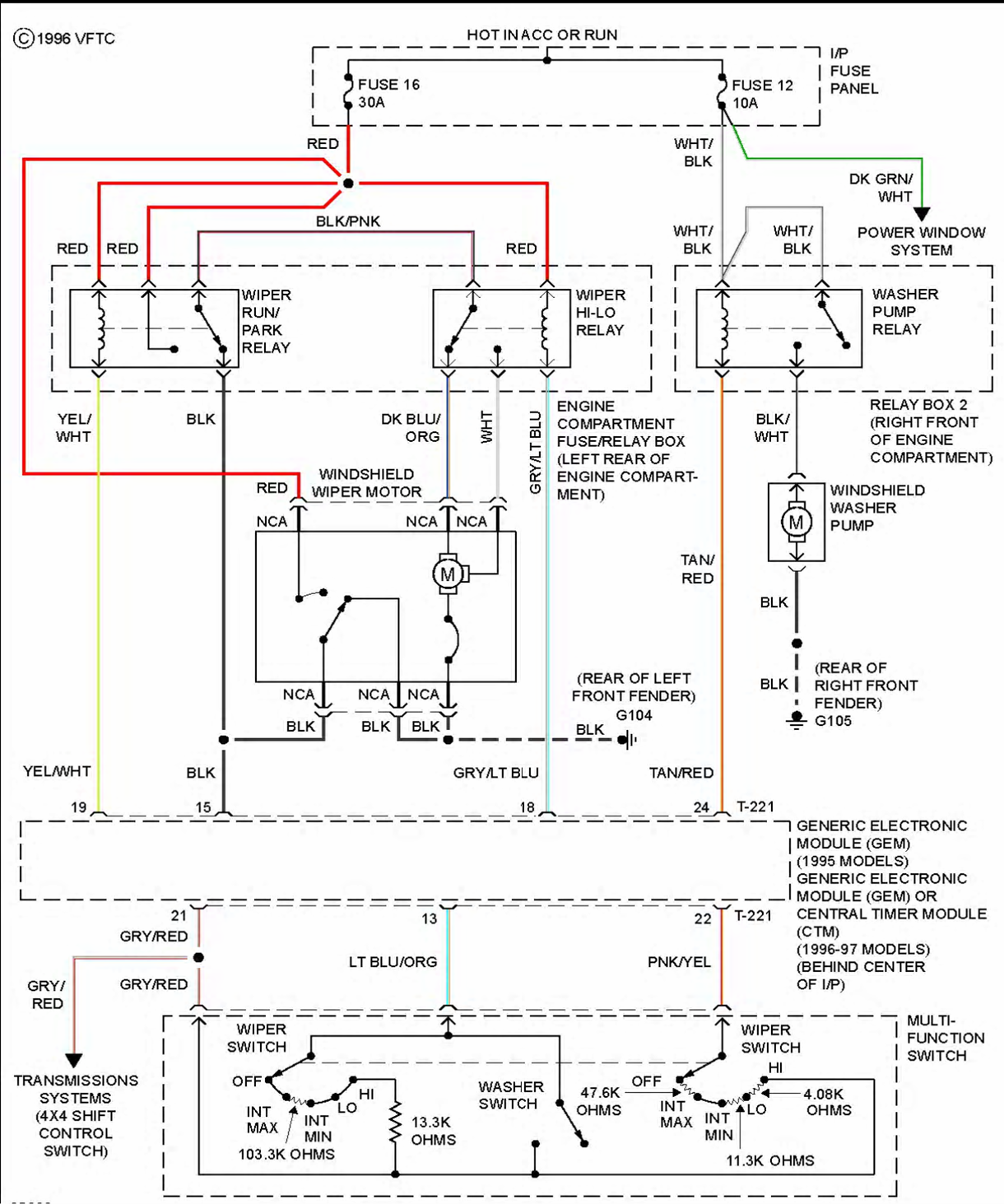 Isuzu Npr Wiring Diagram Radio