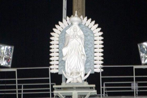 Llenar el estadio el sábado, con un desagravio a la Virgen