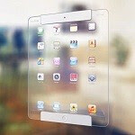 Apple's iPad inspires new transparent concept