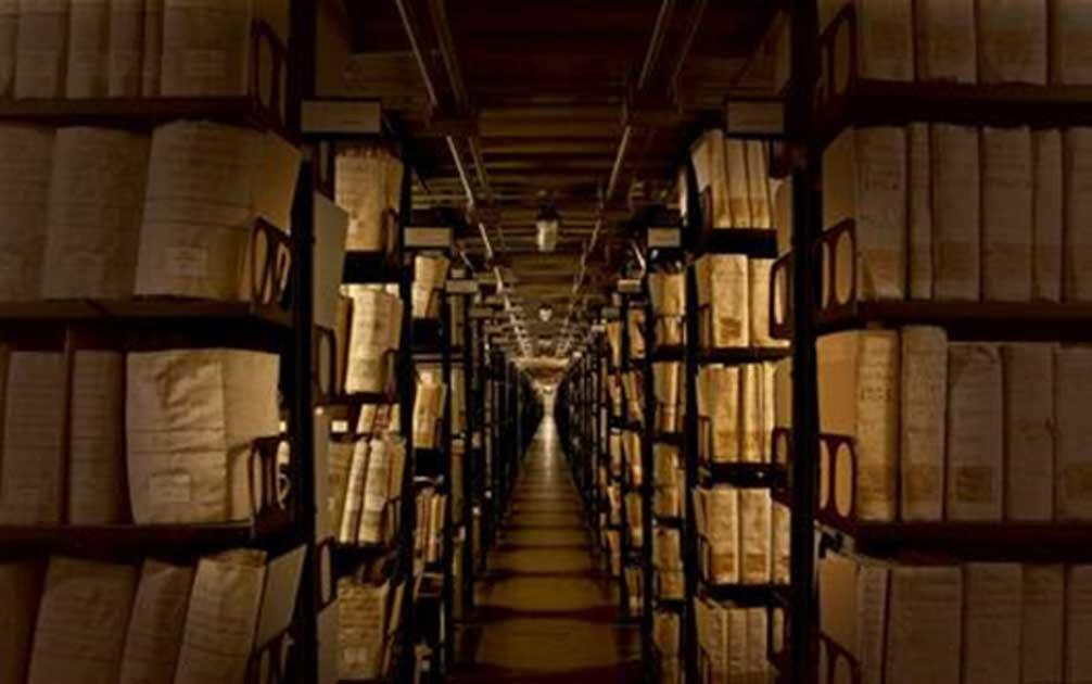 Αποτέλεσμα εικόνας για vatican library secret archives
