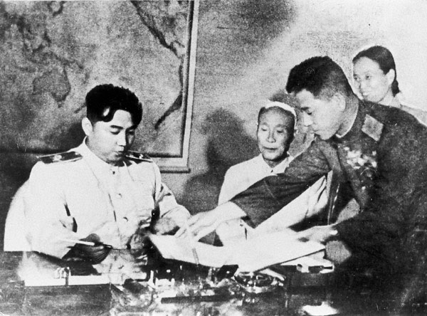 Image result for 1953 korean armistice treaty