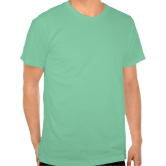 Green: It Does The Planet Good shirt