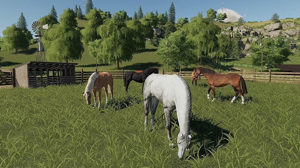 Farming Simulator 19 Animals