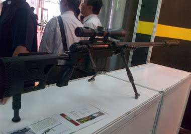 Senapan Sniper SPR-2, Bisa Jangkau Sasaran 1,8 Km