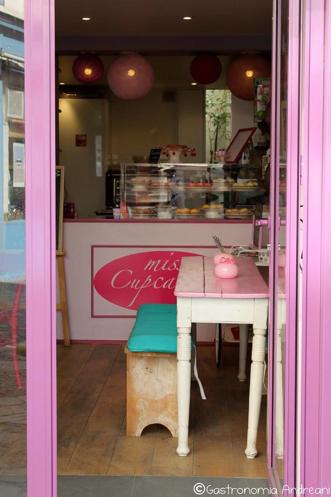 Miss cupcake - Paris
