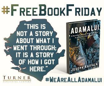 #FreeBookFriday #WeAreAllAdamalui