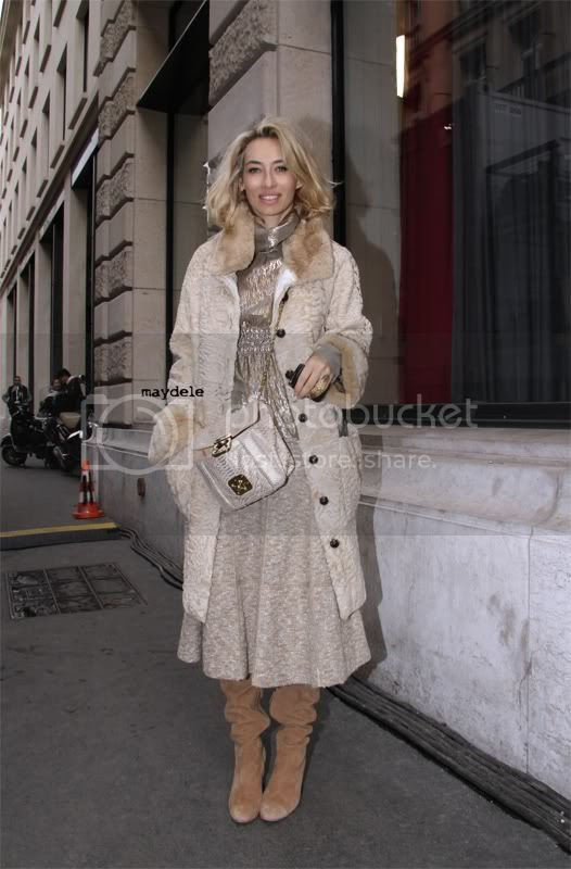 Alexandra Golovanoff Chloé Elsie bag