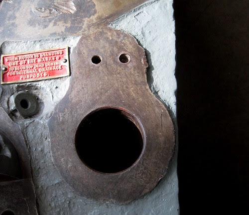 A terrified Gromit