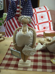 Beach boob doll