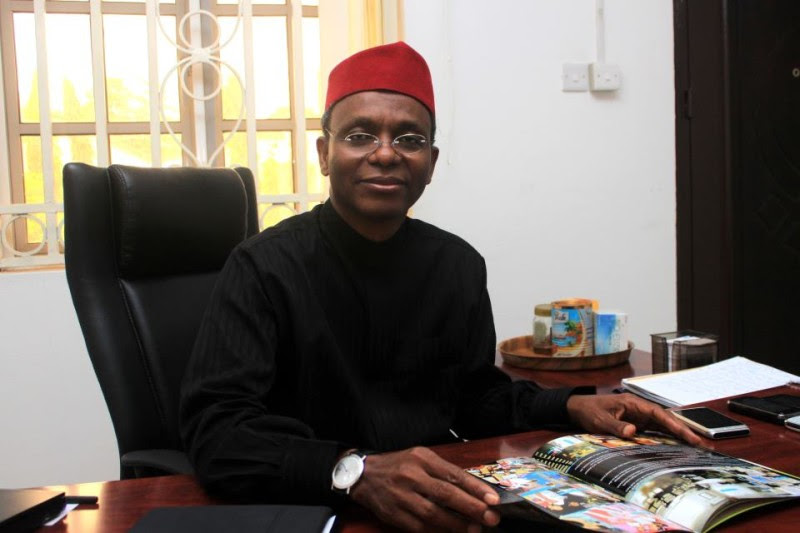 Image result for Governor Nasir El-Rufai