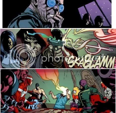 Novos Vingadores: Reinado Sombrio