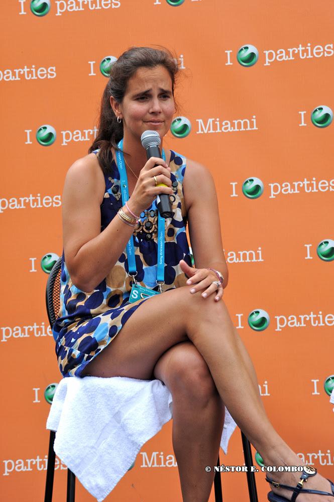 Mary Joe Fernandez Former American Professional Tennis -2888