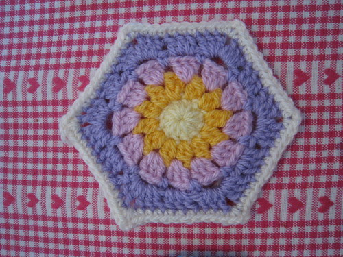 Hexagons (One A Day CAL)