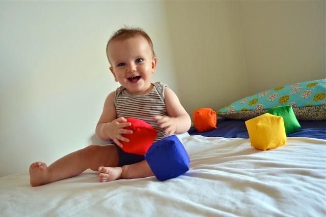 How We Montessori Otis 10 Months
