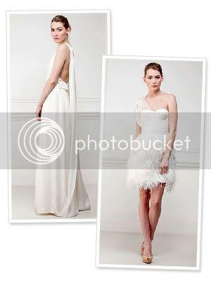 Matthew Williamson's First Bridal Collection