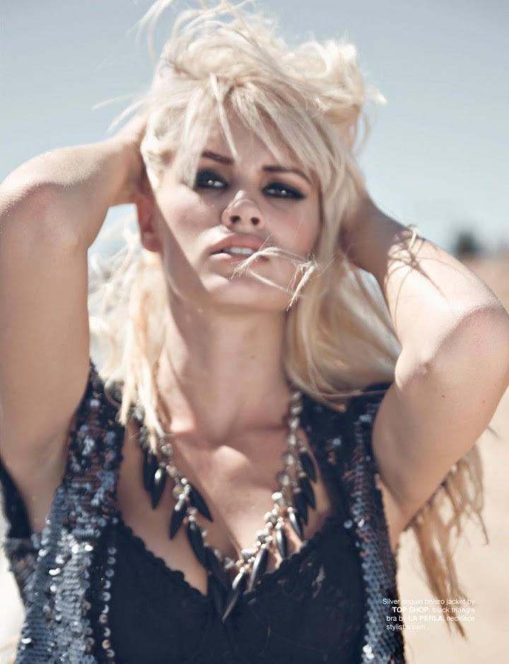 Lauren Bennett – FV Magazine 2014 -01