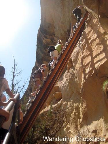 8 Balcony House - Mesa Verde National Park - Colorado 5