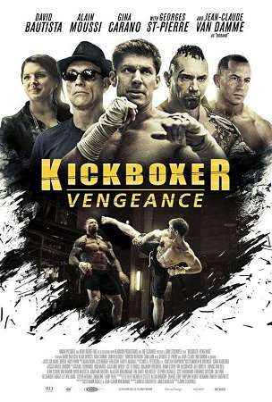 Kickboxer Vengeance 2016 English Movie Download