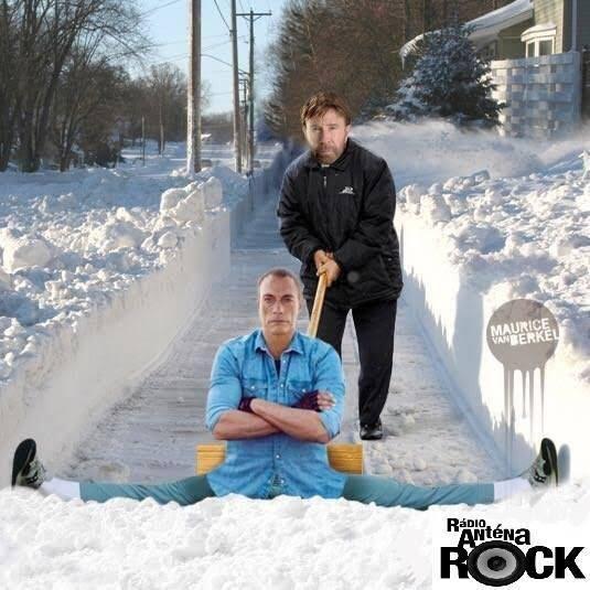 Борьба со Снегозиллой