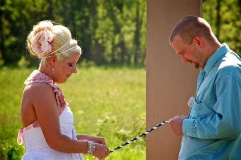 Unity Rope Braiding   Weddingbee Photo Gallery