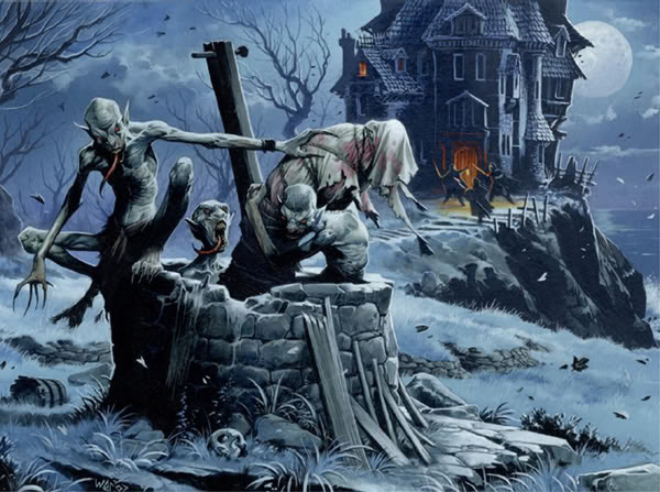 Image result for ghouls