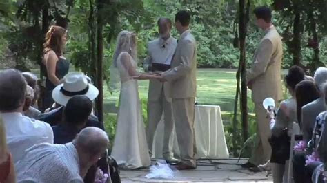 Outdoor Forest Wedding Ceremony in San Jose, Ca area   YouTube