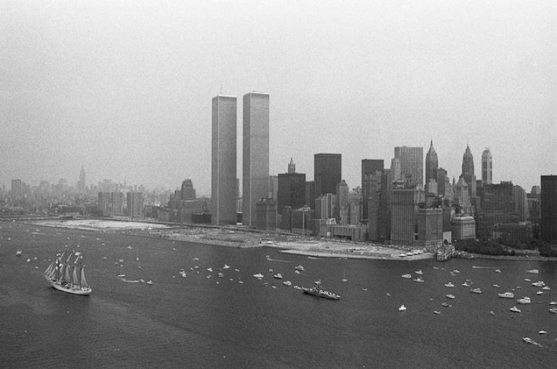 Fotos marcantes mostram a cidade de Nova Iorque ontem e hoje 15