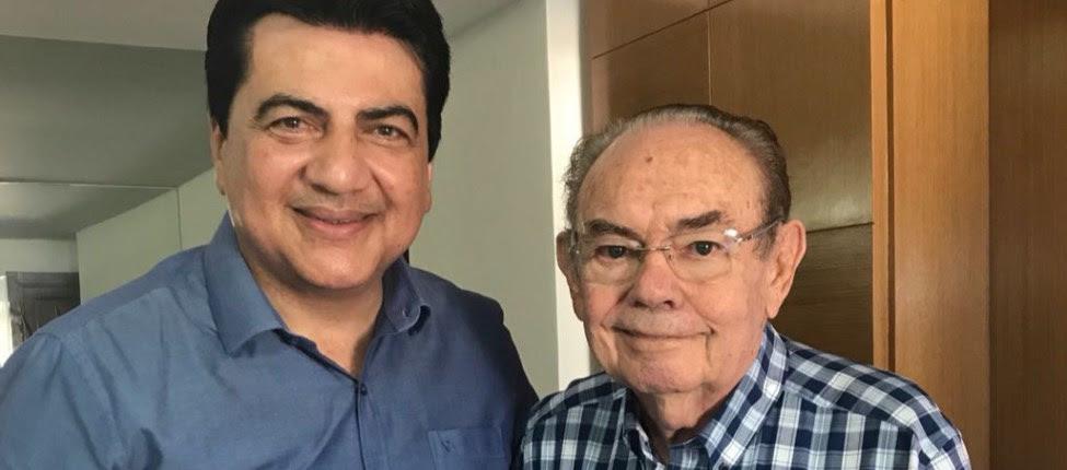 Manuel Júnior e Ivandro
