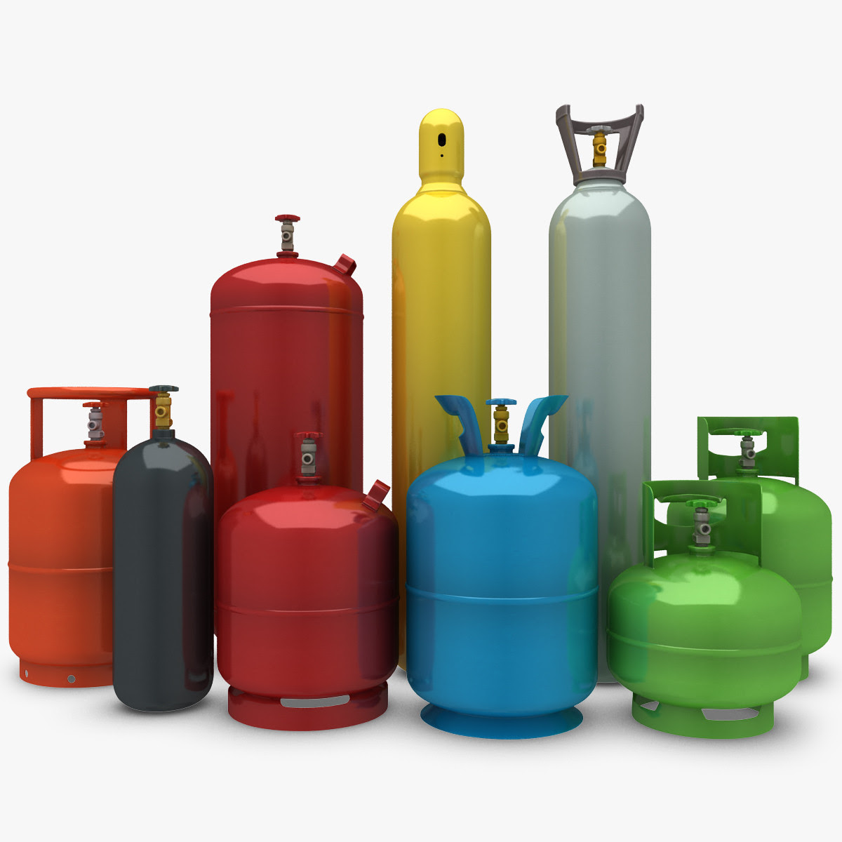 90% Of Gas Cylinders In Nigeria Are Expired - Federal ...