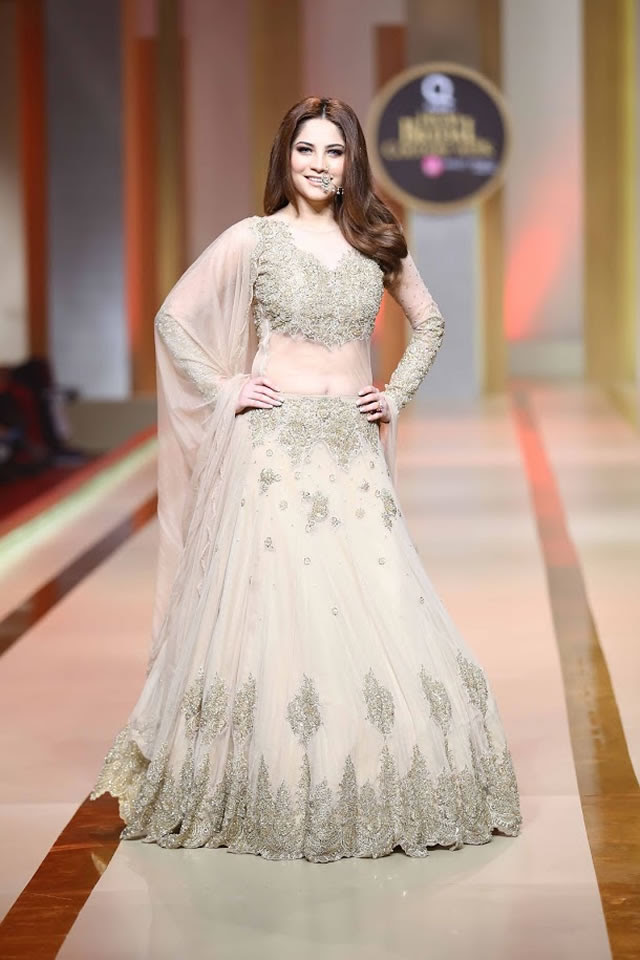 Amina Yasmeen Bridal Dresses At Qhbcw 2017