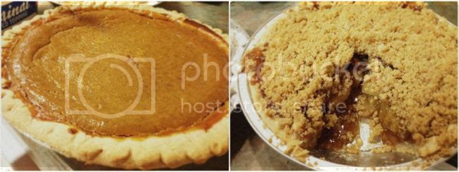 Pies Collage
