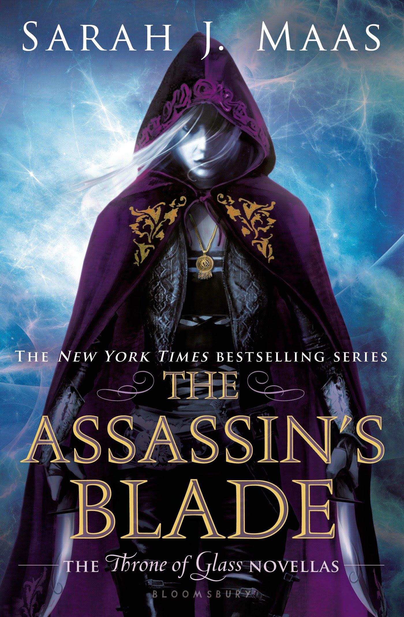 [Rezension] The Assassin's Blade - Sarah J. Maas