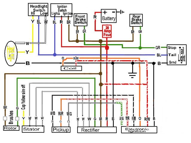 Yamaha Zuma Ignition Wiring Diagram Wiring Diagram Beg Completed A Beg Completed A Graniantichiumbri It