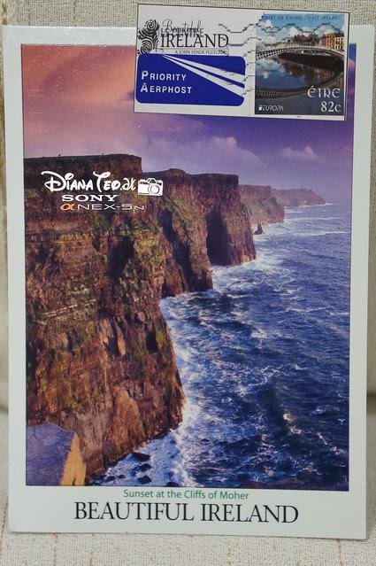 Postcard 15 - Ireland