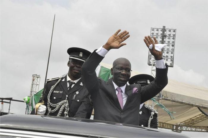 Oshiomhole hails Edo tribunal judgment