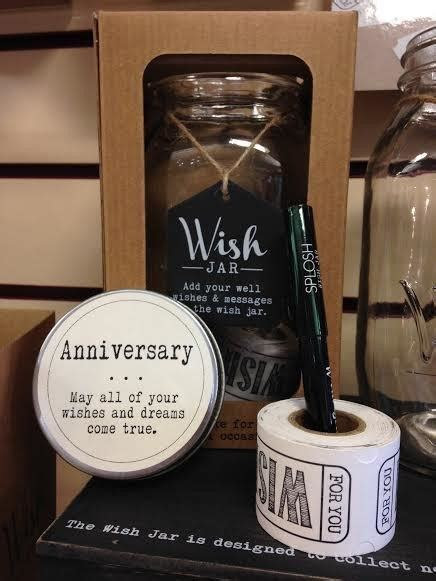 Wish Jar Anniversary by Splosh UK ? Special Occasions Giftware