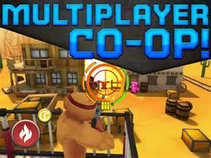 android multiplayer co op games